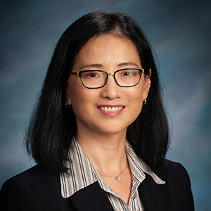 Joanne Zuo  Structural Practice Manager